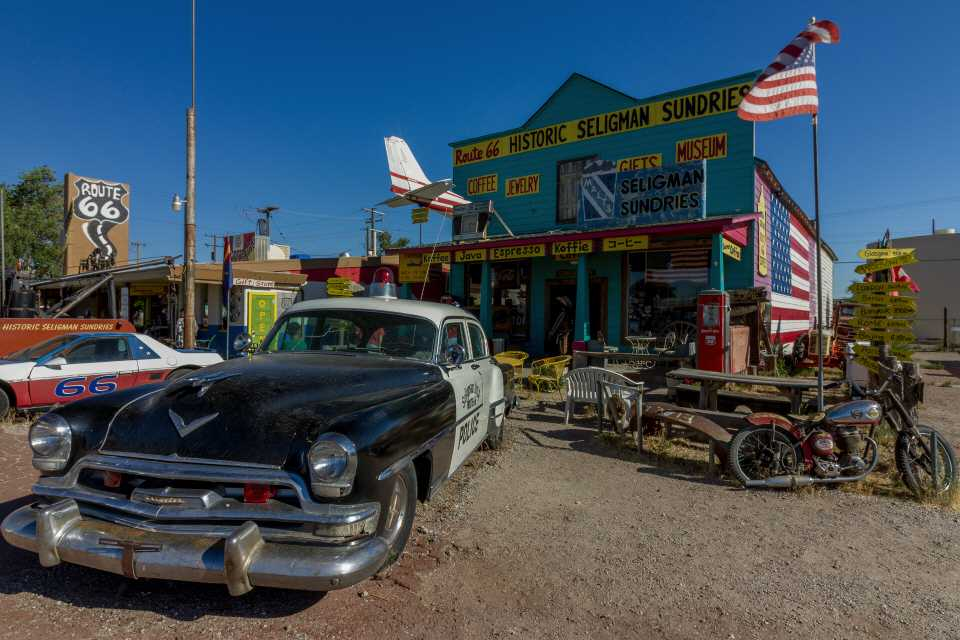 Route 66 Gift Shops